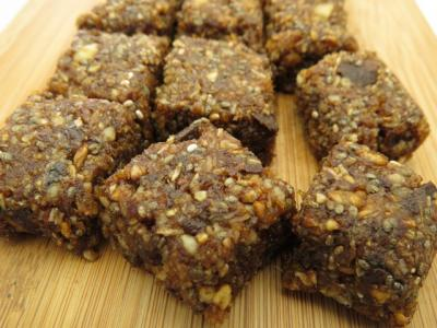 Einkorn energy bar 2